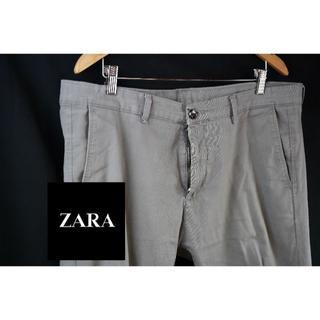 ザラ(ZARA)のZARA パンツ 34インチ(ワークパンツ/カーゴパンツ)