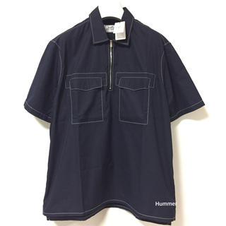 エルメス(Hermes)の完全正規品 エルメス 18SS~ ハーフジップ プルオーバーシャツ 新品未使用!(シャツ)