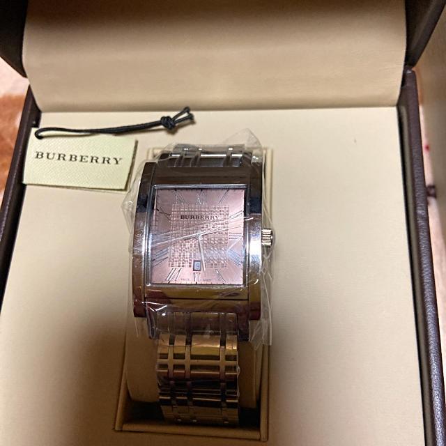 BURBERRY(バーバリー)の★新品未使用〜上品でかっこいい❗️バーバリー腕時計★ メンズの時計(腕時計(アナログ))の商品写真