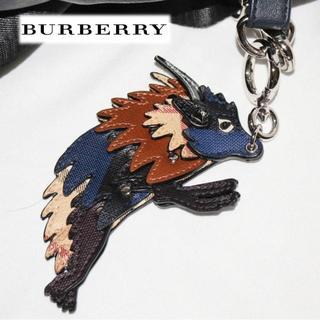バーバリー(BURBERRY)の《バーバリー》新品 ビーストモチーフ キーチャーム キーホルダー(キーホルダー)