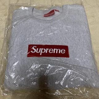 Supreme - supreme box logo crewneck 2018aw