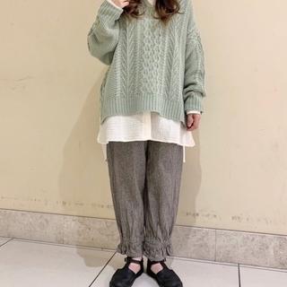 SM2 - 【新品タグ付】今季 SM2 裾絞りパンツ