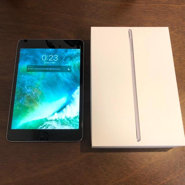 Apple(アップル)のiPad mini 4 スマホ/家電/カメラのPC/タブレット(タブレット)の商品写真
