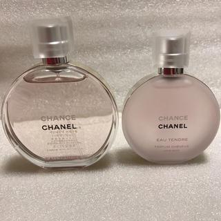 CHANEL - CHANEL チャンス オータンドゥル  オードトワレ  ヘアミスト