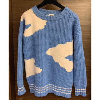 SUNSEA - SUNSEA 13AW SKY SWEATER サイズ 2