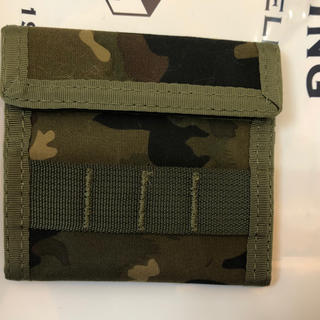 Supreme - Supreme 財布 二つ折り BOX シュプリーム 迷彩