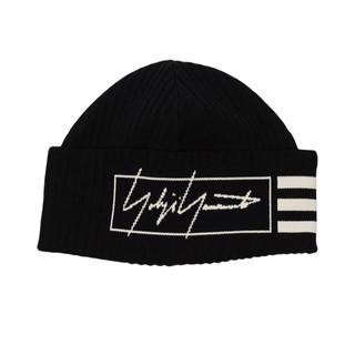 ワイスリー(Y-3)のY-3 ビーニー ニット帽 ワイスリー ヨウジヤマモト(ニット帽/ビーニー)