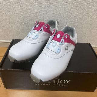 フットジョイ(FootJoy)のFOOTJOY  ゴルフシューズ  新品未使用(シューズ)