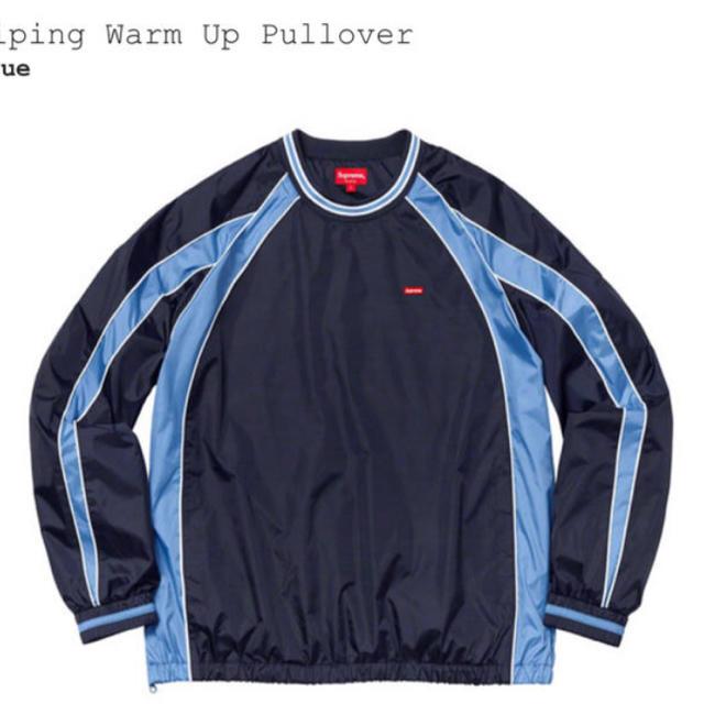 Supreme(シュプリーム)のsupreme シュプリーム piping Warm Up pullove M メンズのパンツ(その他)の商品写真