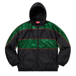 Supreme - Supreme Sports Piping Puffy Jacket ジャケット