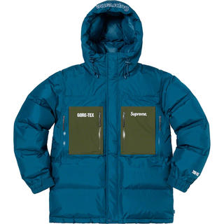 Supreme - Supreme GORE-TEX 700-Fill Down Parka ダウン