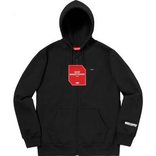 Supreme - Supreme WINDSTOPPER Zip Up Hooded パーカー