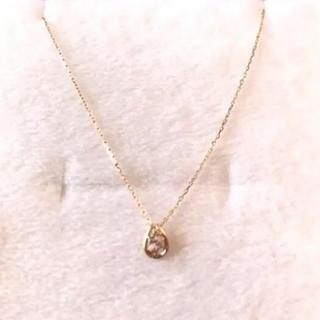 ブルーム(BLOOM)の【BLOOM】18K YGダイヤモンドネックレス(ネックレス)