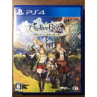 プレイステーション4(PlayStation4)のライザのアトリエ ~常闇の女王と秘密の隠れ家~ PS4(家庭用ゲームソフト)