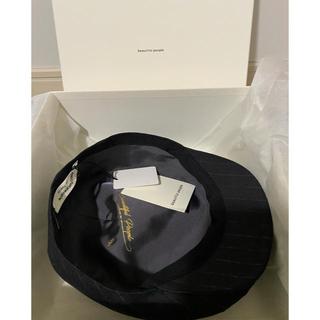ユナイテッドアローズ(UNITED ARROWS)のbeautifulpeople  ハンチング帽(ハンチング/ベレー帽)