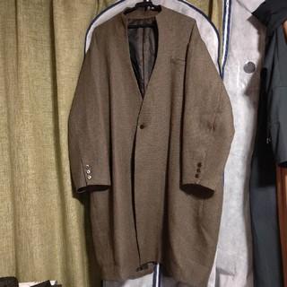 Yohji Yamamoto - ka na ta 2mm jacket coat