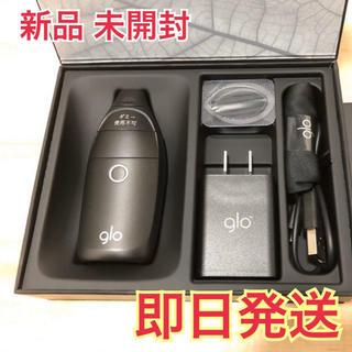 グロー(glo)のグロー最新型センス ブラック(タバコグッズ)
