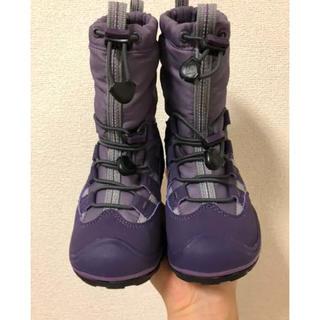 キーン(KEEN)の「サイズ17センチ」キーン KEEN キッズ ウォータープルーフ ブーツ(長靴/レインシューズ)