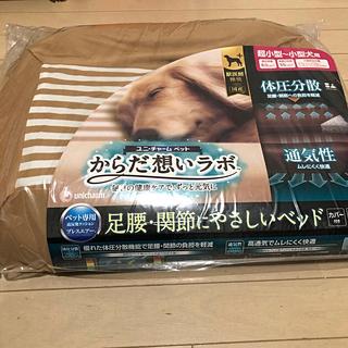Unicharm - ユニチャームペット からだ想いラボ 足腰関節にやさしいベッド 犬猫ベッド 新品