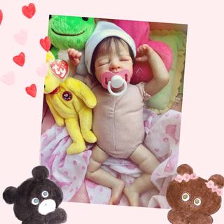 リボーンドール 未熟児ベビー 40センチ 日本の子供 短期出品