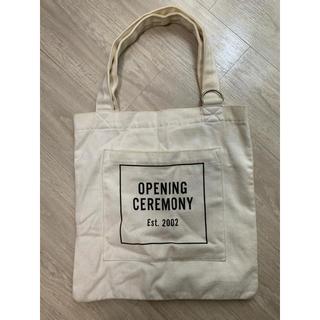 OPENING CEREMONY - オープニングセレモニー トートバッグ