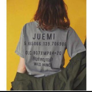 juemi ジュエミ Tシャツ