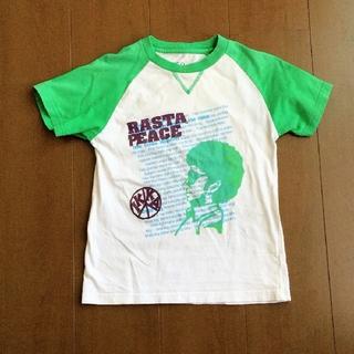 イッカ(ikka)の【ikka】男児用Tシャツ  120cm(Tシャツ/カットソー)