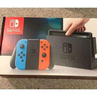 Nintendo Switch - Nintendo Switch本体