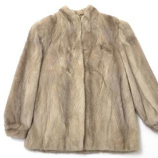 ◇higrade mink◇size15 jacket /ミンク(毛皮/ファーコート)