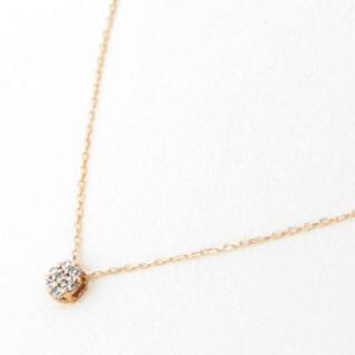 ブルーム(BLOOM)のダイヤモンド ネックレス(ネックレス)