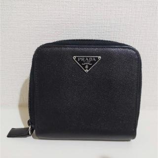 プラダ(PRADA)のPRADA(折り財布)