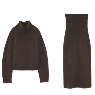 FRAY I.D - FRAY ニット+スカートセット
