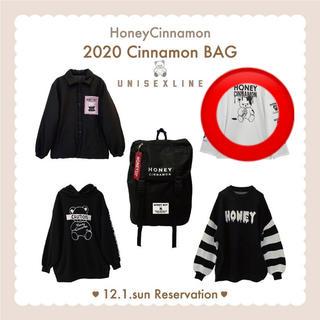 Honey Cinnamon - ハニーシナモン バックシナモンロンT