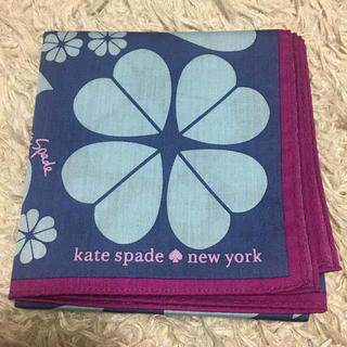 ケイトスペードニューヨーク(kate spade new york)のkate spade ハンカチ(ハンカチ)