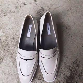 Ameri VINTAGE - Ameri♡chasm loafers*wht