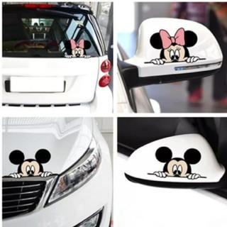 Disney - ♥ミッキー&ミニー ステッカー♥