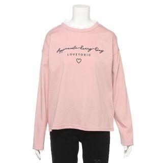 ラブトキシック(lovetoxic)の新品ラブトキ 長袖Tシャツ150(Tシャツ/カットソー)