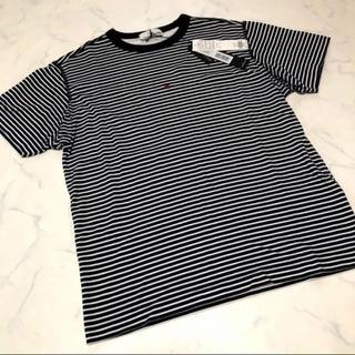 ストーンアイランド(STONE ISLAND)の正規保証 未使用美品 ストーンアイランド ボーダーTシャツ(Tシャツ/カットソー(半袖/袖なし))