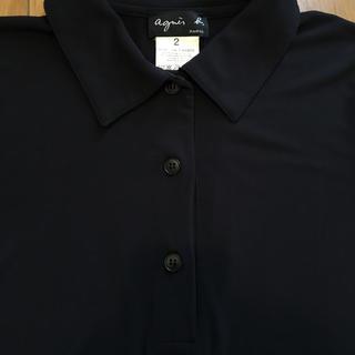 アニエスベー(agnes b.)のagnes b アニエス ベー ポロシャツ(ポロシャツ)