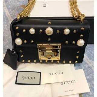 Gucci - 美品グッチgucci のショルダーバッグ