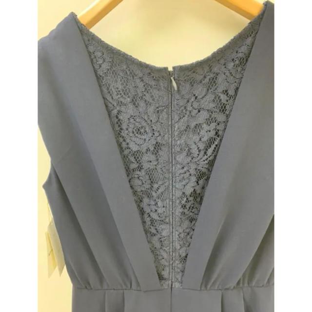 Debut de Fiore(デビュードフィオレ)の新品未使用  タグ付き バックレースパンツドレス レディースのフォーマル/ドレス(ミディアムドレス)の商品写真