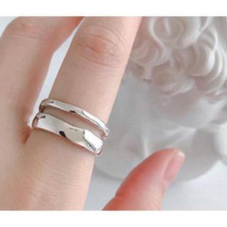 UNITED ARROWS - レディース シンプル アクセサリー リング 指輪 アンティーク