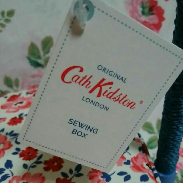 Cath Kidston(キャスキッドソン)のキャスキッドソンソーイングボックス レディースのレディース その他(その他)の商品写真