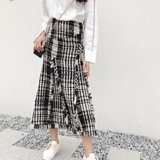 GRACE CONTINENTAL - ツイードスカート