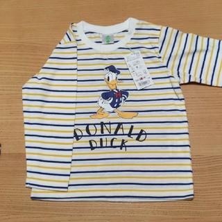 アカチャンホンポ(アカチャンホンポ)の赤ちゃん本舗 タグ有り ロンT(Tシャツ/カットソー)