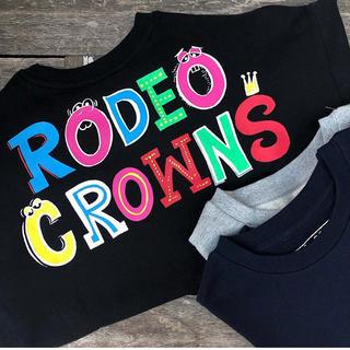 RODEO CROWNS - 完売品♡コラボスウェット