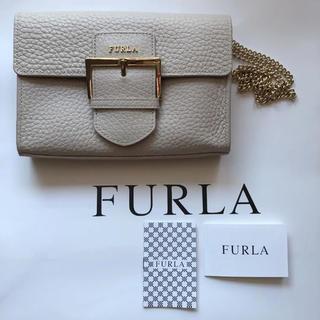 Furla - FURLA FLO ベージュ