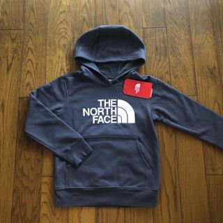 THE NORTH FACE - The North Face新品キッズ用裏起毛プルオーバーパーカー 130