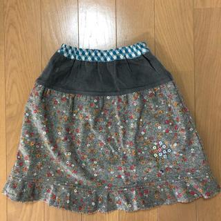 ニットプランナー(KP)のkp ニットプランナー スカート サイズ120(スカート)