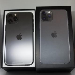 Apple - SIMフリー 新品applecare+ au iPhone pro 256GB